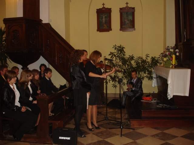 Msza w Kościele św. Katarzyny